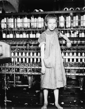 Working Conditions for Children in Factories