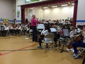 Band and Orchestra Wow At Their Shows