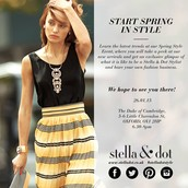 Meet Stella & Dot Opportunity Event, Oxford