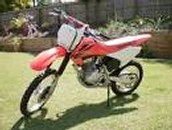 Honda 450cc