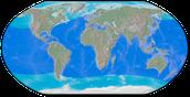 Natural Range of Bottlenose Dolphin