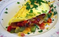 Une omelette