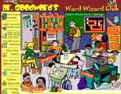 Dr. Goodword's Word Wizard's Club