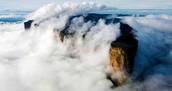 Clouds Engulfing Monte Roraima