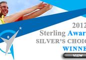 AARP Silvers Summit Award @ CES 2012