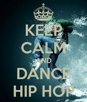 Hip Hop dancing