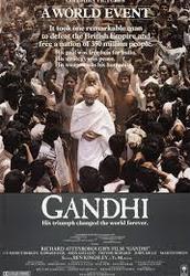 Gandhi in the press