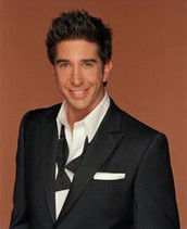 David Schwimmer a.k.a. Ross Geller