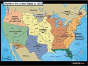 Growth of the United States