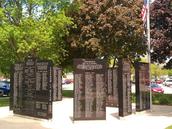 Winnebago County Veterans Memorial