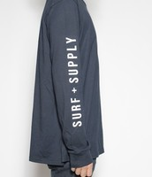 SURF + SUPPLY L/S TEE