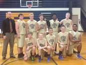 8th Grade B Team - Conference Champs