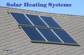 Solar Heating Systems Heating & Cooling With Its Own Leading