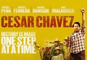 Movie about Cesar Chavez