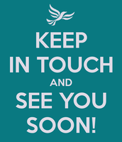 Keep in Touch!