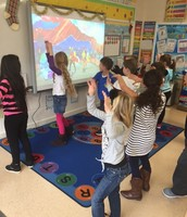 Brain break to get the wiggles out!