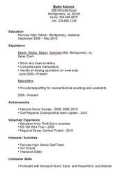 Why do I need a Resume?