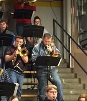 Alumni in the Band