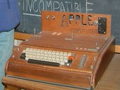 How did Apple computers look back then?