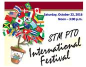 International Festival is ONE week away!