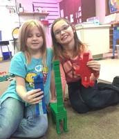 Lego Story Starters Class!