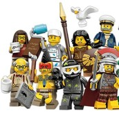 Stop Motion Objects