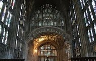 Traditional Gothic Style Interior and Exterior