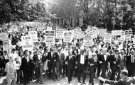 blacks fighting for the right to vote