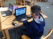 Steubing Ranch ES Library