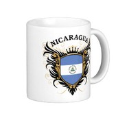 Nicaraguan coffee mug