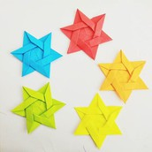Love Origami? Come Volunteer at our Religious School Hard Lox Booth!