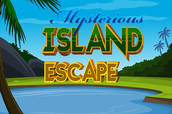 Try to collect resources around the island the stay alive until you can escape!