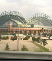 Milwaukee Brewer Game...
