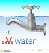 Use Water Only When Necessary