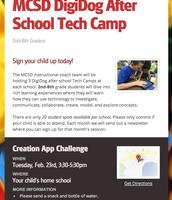 DigiDog Student Tech Camp