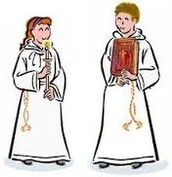 Altar Servers and Mass Readers