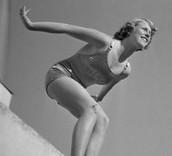 Swimming Made History