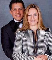 Dr. Larry Duran & Martha Delgado,