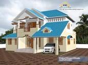 We build and design houses also design you a car.