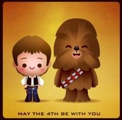 Get ready for Star Wars Day!