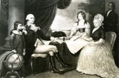 George Washington and Family