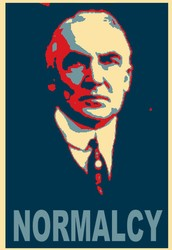 Warren G. Harding's Speech