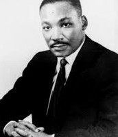 MLK reveived the Nobel Peace Prize in 1964