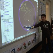 Learning about the earth's rotation