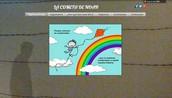 La cometa de Noah