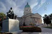 Kansas's state capital