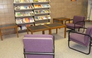 New Seating Area