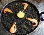 Rice and Seafood Dishes