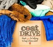 Live 2 Serve Coat Drive