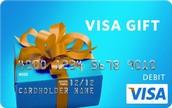 Receive a $25 Visa gift card!